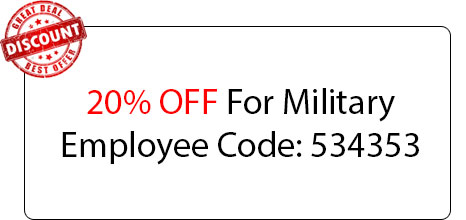 Military Employee Discount - Locksmith at North Chicago, IL - Locksmith North Chicago Il